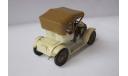 Opel Coupe 1909 1:43 Matchbox, масштабная модель, scale0