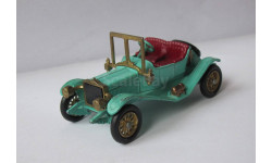 Maxwell Roadster 1911 1:43 Matchbox Lesney ретро автомобиль
