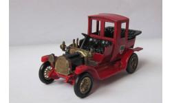 Packard Landaulet 1912 1:43 Matchbox Lesney ретро автомобиль
