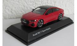 Audi RS 7 Sportback 1:43 Spark