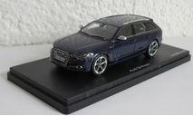 Audi S6 Avant 1:43 Schuco, масштабная модель, scale43