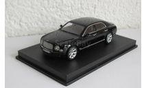 Bentley Mulsanne 2010 1:43 Minichamps, масштабная модель, scale43