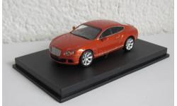 Bentley Continental GT 2011 1:43 Minichamps