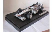Formel 1 McLaren Mercedes MP4-16 Mika Hakkinen 1:18 HOTWHEELS, масштабная модель, scale18, Mersedes