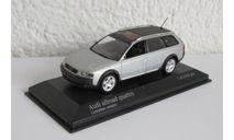 Audi A6 Avant allroad quattro 1:43 Minichamps, масштабная модель, scale43
