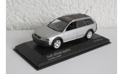 Audi A6 Avant allroad quattro 1:43 Minichamps