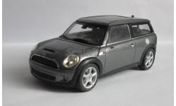 Mini Cooper S Clubman 2007 1:43 Minichamps, масштабная модель, scale43