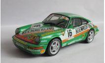 Porsche 911 (964) Carrera RS 1:43 Minichamps, масштабная модель, scale43