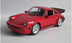Porsche 911 (930) Turbo 1:43 Del Prado, масштабная модель, 1/43