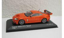 Jaguar XKR GT3 'STREET' 2008 1:43 Minichamps, масштабная модель, scale43