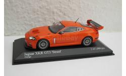 Jaguar XKR GT3 'STREET' 2008 1:43 Minichamps