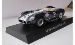 Maserati 450 GP Cuba 1958 1:43, масштабная модель, scale43