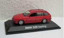 BMW 528i Touring E39 универсал 1996 1:43 Schuco, масштабная модель, scale43