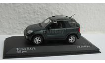 Toyota Rav4 2000-2006 1:43 Minichamps, масштабная модель, scale43