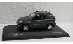 Toyota Rav4 2000-2006 1:43 Minichamps