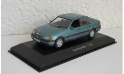 Mercedes-Benz C 220 W202 1997 1:43 Minichamps