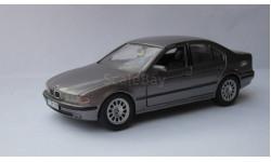 BMW 5 series E39 1996 1:43 Schabak, масштабная модель, 1/43