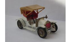 Opel Coupe 1909 1:43 Matchbox Lesney ретро автомобиль, масштабная модель, scale43