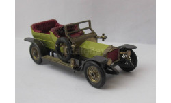Rolls Royce Silver Ghos 1906 1:43 Matchbox Lesney ретро автомобиль