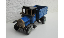 MAN Erster Diesel 1923/24 1:43 Ziss Modell