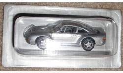 Porsche 959 Coupe 2.0 1986 1:43, масштабная модель, 1/43