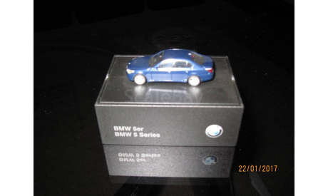 BMW 5 Series 1:87, масштабная модель, 1/87