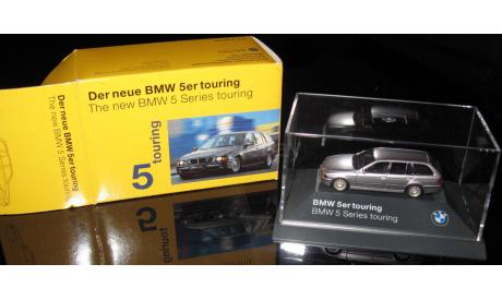 BMW 5 Series touring 1:87, масштабная модель
