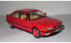 BMW 740i E38 1994-2001 7 серии 1:43 Herpa, масштабная модель, scale43