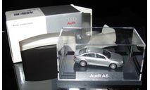 Audi A6 quattro 1:87, масштабная модель