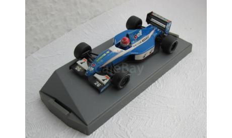 Formula 1 Eric Comas Renault 1:43 ONYX, масштабная модель, scale43