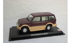 Mitsubishi Pajero 1:43, масштабная модель, Del Prado, scale43