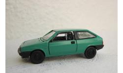 ВАЗ-2108 'Спутник' (зелёный) 1:43