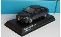 Toyota Allion 1:43 Kyosho, масштабная модель, scale43