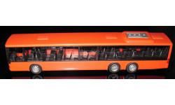 Модель автобуса   Setra  Omnibus S 319 NF  Linienbus RVM Regionalverkehr 1:87 Rietze