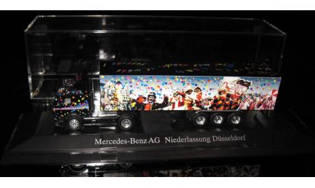 Herpa 1:87 Mercedes Benz AG 1853, масштабная модель, 1/87, Mercedes-Benz