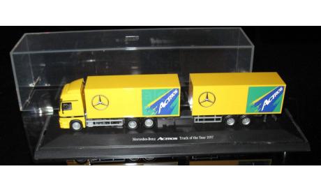 Herpa 1:87 Mercedes Benz Actros 2553, масштабная модель, 1/87, Mercedes-Benz