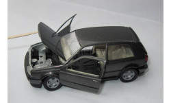 VW Golf 3 VR6 1:43 Schabak, масштабная модель, Volkswagen, 1/43