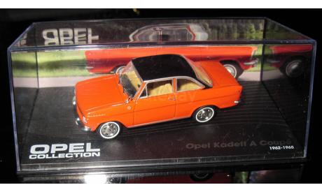 Opel Kadett A Coupe 1:43, масштабная модель, 1/43
