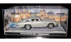 007 ДЖЕЙМС БОНД 1/43 Aston Martin DB5, масштабная модель