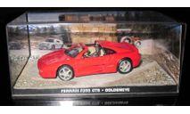 007 ДЖЕЙМС БОНД 1/43 Ferrari F355 GTS, масштабная модель, 1:43