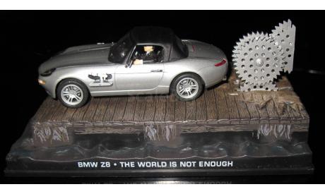 007 ДЖЕЙМС БОНД 1/43 BMW Z3, масштабная модель, 1:43
