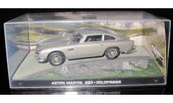 007 ДЖЕЙМС БОНД 1/43 Aston Martin DB5, масштабная модель, 1:43
