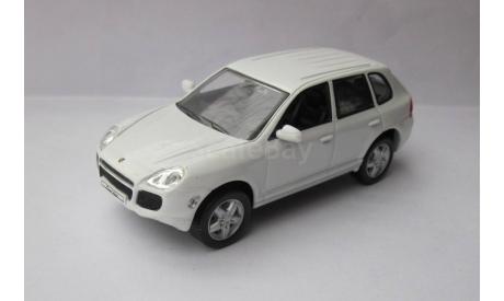 Porsche Cayenne Turbo 2002 1:43 KWD, масштабная модель, scale43