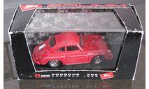 BRUMM 1:43 Porsche 356 CARRERA COUPE 1952, масштабная модель