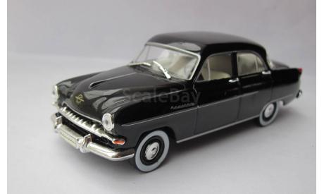 Opel Kapitan 1954 1:43, масштабная модель, 1/43