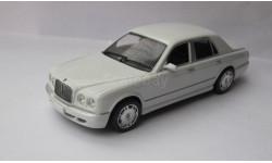 Bentley Arnage T 2006 1:43 Minichamps, масштабная модель, scale43