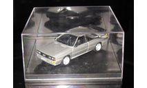 Audi Qvattro 1980 1:43 Trofeu, масштабная модель, 1/43