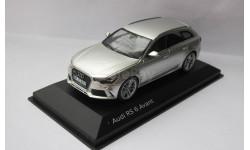 Audi RS6 Avant 2016-2017 1:43 Minichamps