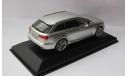 Audi RS6 Avant 2016-2017 1:43 Minichamps, масштабная модель, 1/43