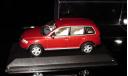 Volkswagen Touareg 1:43 Minichamps, масштабная модель, 1/43
